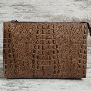 ⚄NWT Claudia Firenze Italian Leather Crossbody Bag